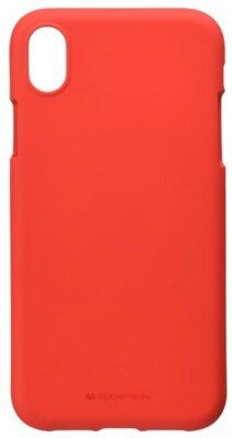 Чохол Goospery для Apple iPhone XR SF Jelly Red (8809621286532) 1