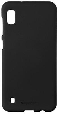Чехол Goospery для Galaxy A10 (A105) SF JELLY Black (8809661786306) 1