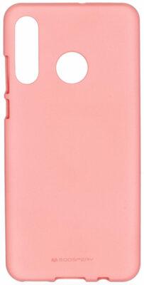 Чохол Goospery для Galaxy A30 (A305) SF JELLY Pink (8809661786467) 1