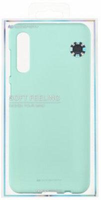Чохол Goospery для Galaxy A50 (A505) SF JELLY Mint (8809661786610) 3