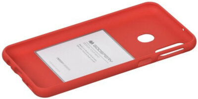 Чехол Goospery для Galaxy M20 (M205) SF JELLY Red (8809661780717) 2