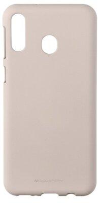 Чохол Goospery для Galaxy M20 (M205) SF JELLY Pink Sand (8809661780724) 1