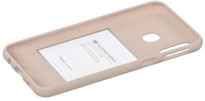 Чохол Goospery для Galaxy M20 (M205) SF JELLY Pink Sand (8809661780724) 2