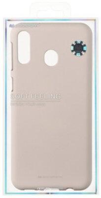 Чохол Goospery для Galaxy M20 (M205) SF JELLY Pink Sand (8809661780724) 3