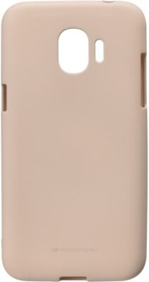 Чохол Goospery для Galaxy J2 2018 (J250) SF Jelly Pink Sand (8809550415430) 1