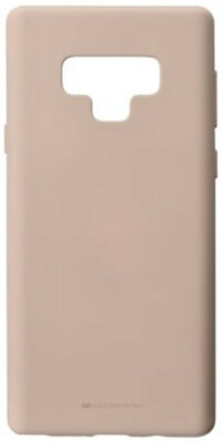 Чехол Goospery для Galaxy Note 9 SF Jelly Pink Sand (88096212802400) 1