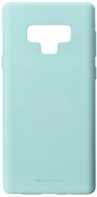 Чехол Goospery для Galaxy Note 9 SF Jelly Mint (8809621280257) 1