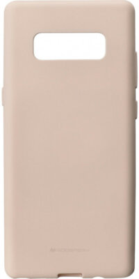 Чехол Goospery для Galaxy Note 8 (N950) SF Jelly Pink Sand (8809550409408) 1