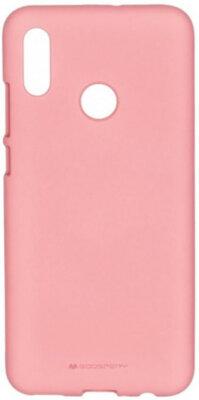 Чехол Goospery для Huawei P Smart 2019 SF JELLY Pink (8809653420508) 1