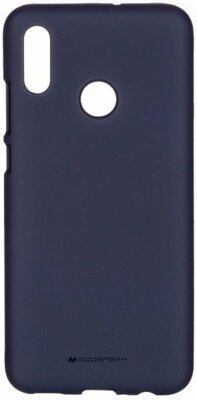 Чохол Goospery для Huawei P Smart 2019 SF JELLY Midnight Blue (8809653420485) 1