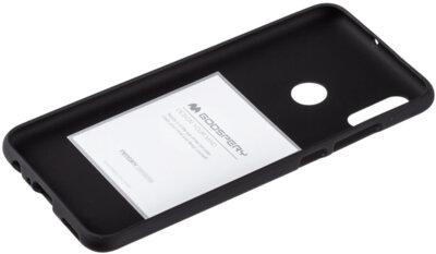 Чехол Goospery для Huawei P Smart 2019 SF JELLY Black (8809653420430) 2