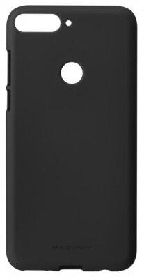 Чохол Goospery для Huawei Y7 prime 2018 SF Jelly BK (8809610563989) 1