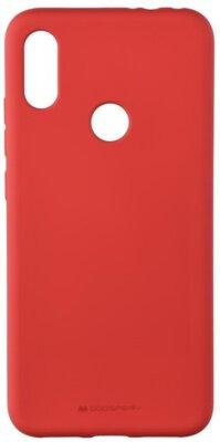 Чохол Goospery для Xiaomi Redmi Note 7 SF JELLY Red (8809661775324) 1
