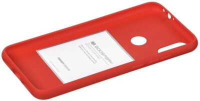 Чохол Goospery для Xiaomi Redmi Note 7 SF JELLY Red (8809661775324) 2