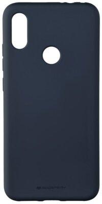 Чохол Goospery для Xiaomi Redmi Note 7 SF JELLY Midnight Blue (8809661775355) 1