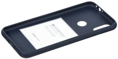 Чохол Goospery для Xiaomi Redmi Note 7 SF JELLY Midnight Blue (8809661775355) 2