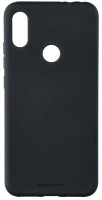 Чохол Goospery для Xiaomi Redmi Note 7 SF JELLY Black (8809661775300) 1