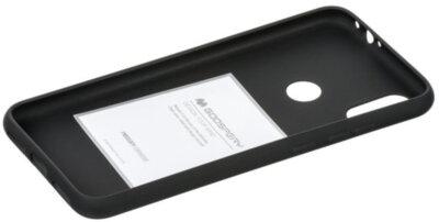 Чохол Goospery для Xiaomi Redmi Note 7 SF JELLY Black (8809661775300) 2