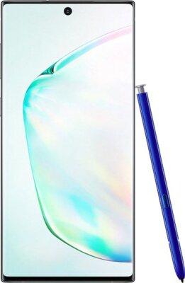 Смартфон Samsung Galaxy Note 10 (SM-N970FZSDSEK) Silver 1