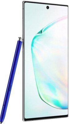 Смартфон Samsung Galaxy Note 10 (SM-N970FZSDSEK) Silver 2