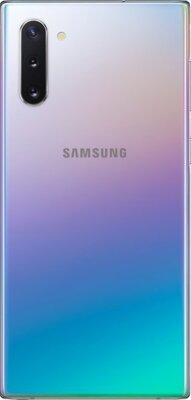 Смартфон Samsung Galaxy Note 10 (SM-N970FZSDSEK) Silver 7