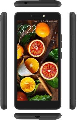 Смартфон Tecno B1P DS Midnight Black 3