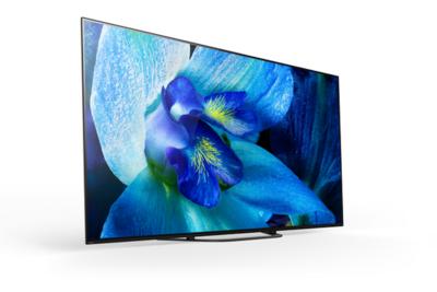 Телевізор Sony KD65AG8BR2 Black 3