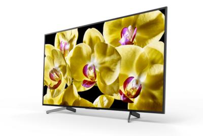 Телевизор Sony KD49XG8096BR Black 4
