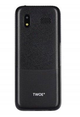 Мобільний телефон 2E E240 DS Black 2