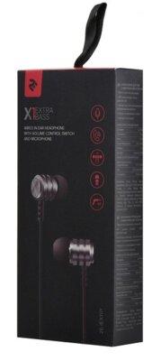Наушники 2E X1 Extra Bass Gray 4