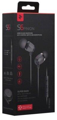 Навушники 2E S6 Pinion Gray 5
