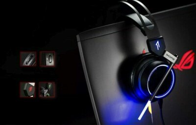 Гарнитура 1More Spearhead VRX Gaming Mic (H1006) Black 6