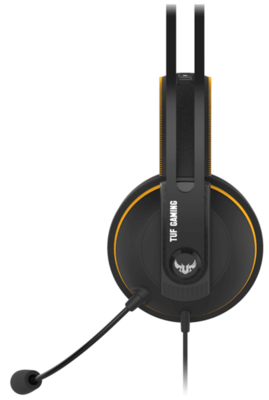Гарнитура ASUS TUF Gaming H7 Core Yellow (90YH01RY-B1UA00) 2