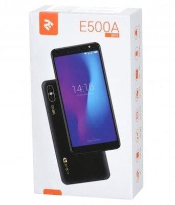 Смартфон 2E E500A 2019 DS Black 12