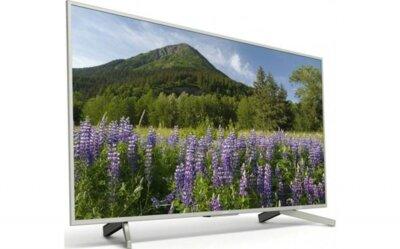 Телевізор Sony KD49XF7077SR2 2