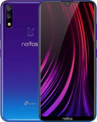 Смартфон TP-Link Neffos X20 2/32GB (TP7071A) Aurora Purple 2