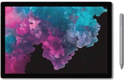 Планшет Microsoft Surface Pro 6 16/512Gb (LQK-00004) Silver 2