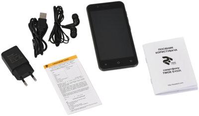 Смартфон 2E E450A 2018 DualSim Black 14