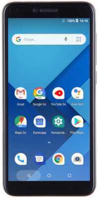 Смартфон 2E F534L 2018 DualSim Gold 1