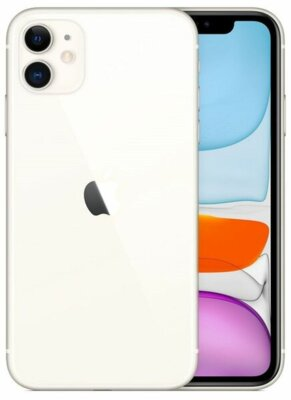 Смартфон Apple iPhone 11 128GB White 2