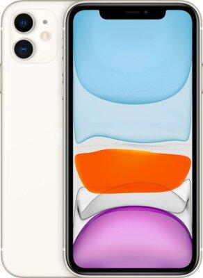 Смартфон Apple iPhone 11 64GB White 1