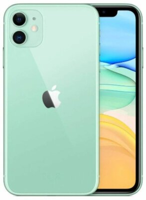Смартфон Apple iPhone 11 64GB Green 2