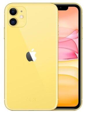 Смартфон Apple iPhone 11 256GB Yellow 2