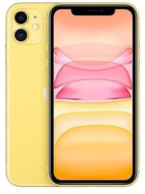 Смартфон Apple iPhone 11 128GB Yellow 1