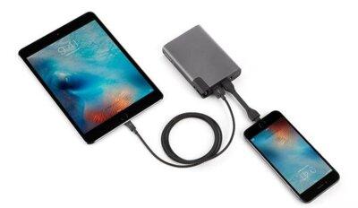 Мобильная батарея Belkin RockStar 6600mAh Gray 8