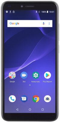 Смартфон 2E F572L 2018 DualSim Grey 1