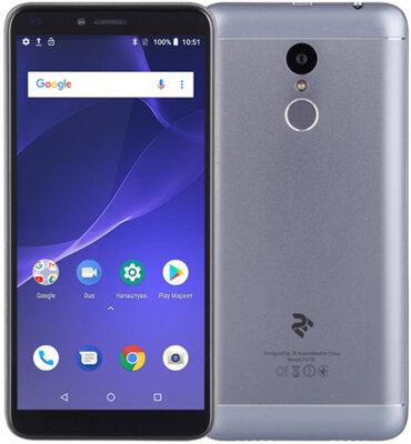 Смартфон 2E F572L 2018 DualSim Grey 3