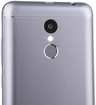 Смартфон 2E F572L 2018 DualSim Grey 16