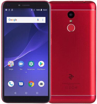 Смартфон 2E F572L 2018 DualSim Red 3