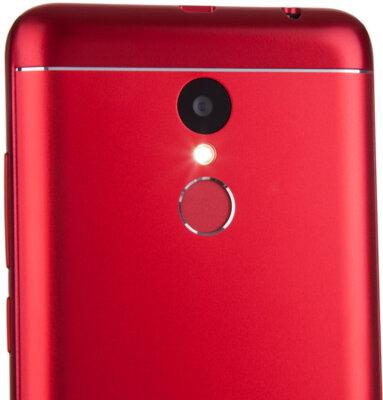 Смартфон 2E F572L 2018 DualSim Red 16